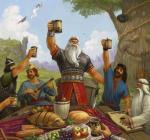 Алкоголь в Древней Руси