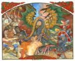 Аспид в славянской мифологии