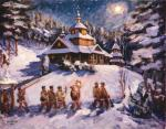 Как празднуют Рождество славяне?