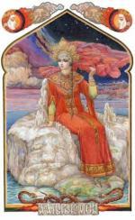 Камень Алатырь - священный центр мироздания