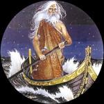 Мананнан Кельтский бог