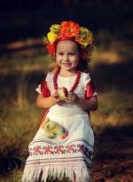 Возрастное посвящение девочек в 3 года у Славян