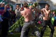 16 июня - Международный фестиваль крапивы
