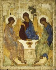 17 июля - день преподобного Андрея Рублева
