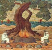 Как чтили дуб славянские народы
