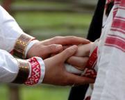 Обряды вступления в брак у славян
