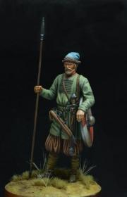 Оружие славянских воинов