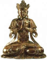 Статуэтка богини Гуань-инь – древний талисман фэн-шуй