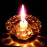 Свечи, как часть стихии огня