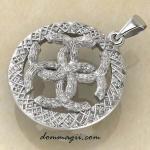 Свадебник Древлян серебро