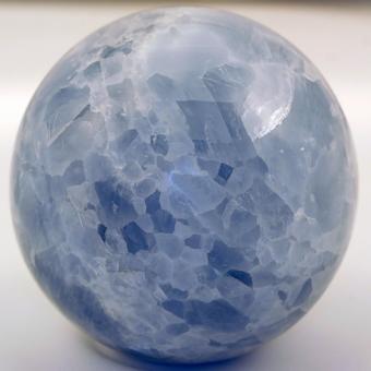 Голубой кальцит