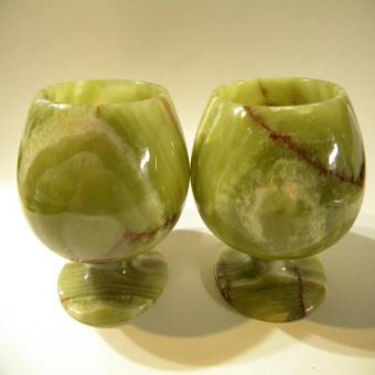 Чаши из Оникса