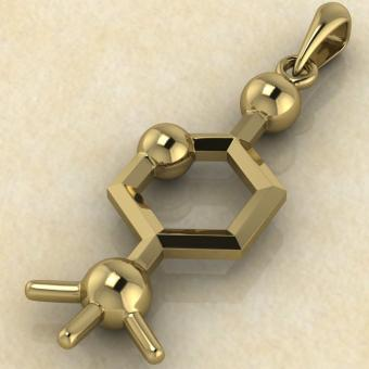 Нейромедиатор Ацетилхолин золото