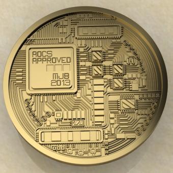 Подвеска Биткоин Bitcoin