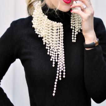 жемчужное ожерелье Дианы