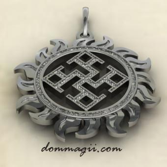 Духовная сила серебро