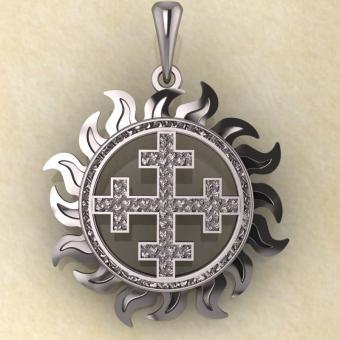 Солнечный крест Сварога