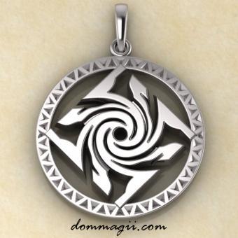 Славянский символ гаруда