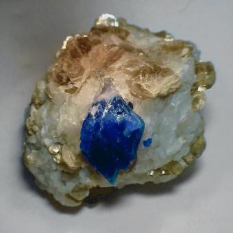Синяя шпинель