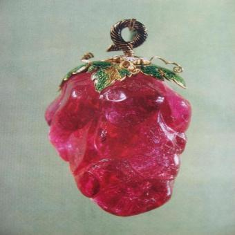 Турмалиновая гроздь