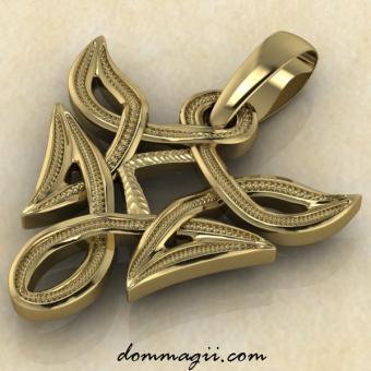 Кано в вязи золото