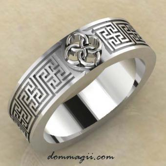 Кольцо «Солнечное счастье» серебро