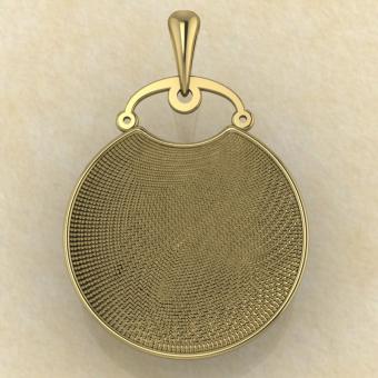 Подвеска Грифон золото