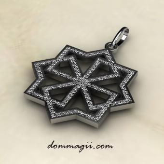 Молвинец серебро