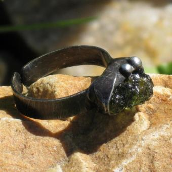 Кольцо с Влатавином
