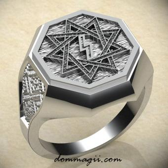 Кольцо с Перуницей