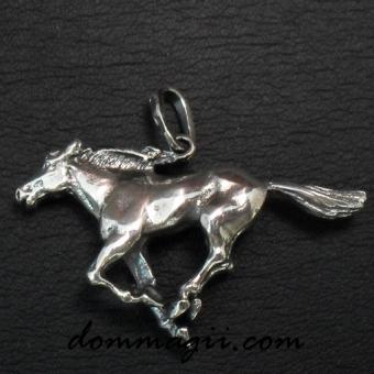 Подвеска лошадь мустанг