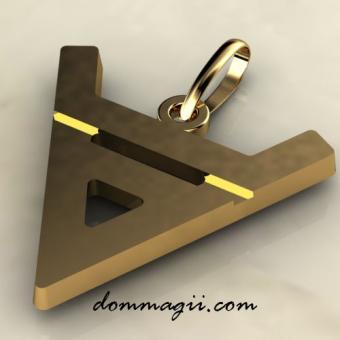 Символ велеса золото