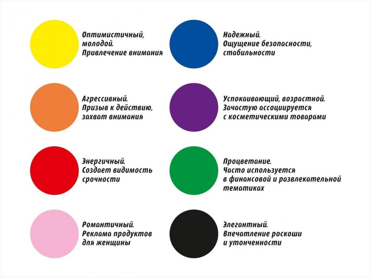 картинки значение цветов тем дольщики