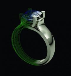 3D Моделирование ювелирных изделий